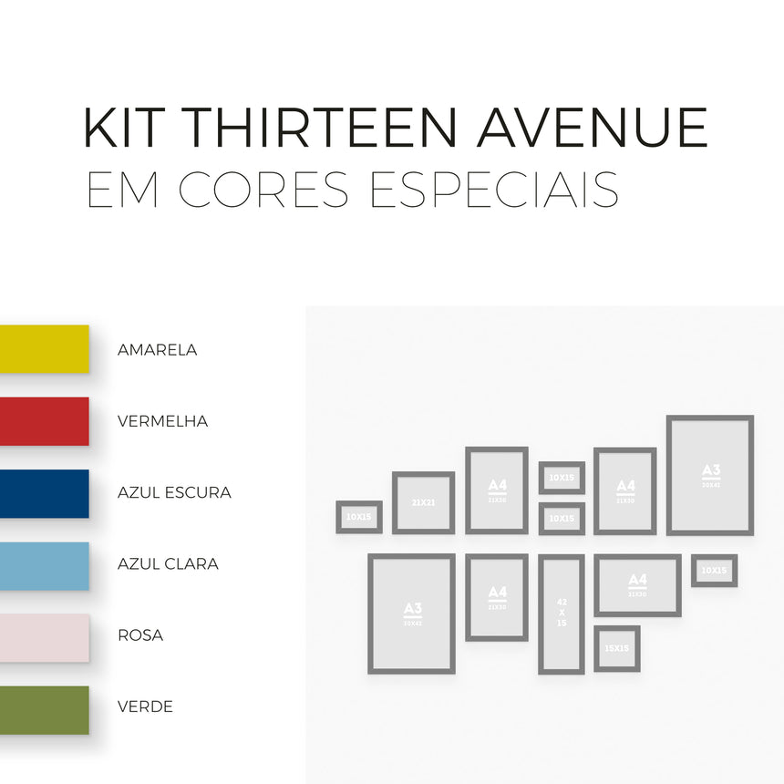 Thirteen Avenue
