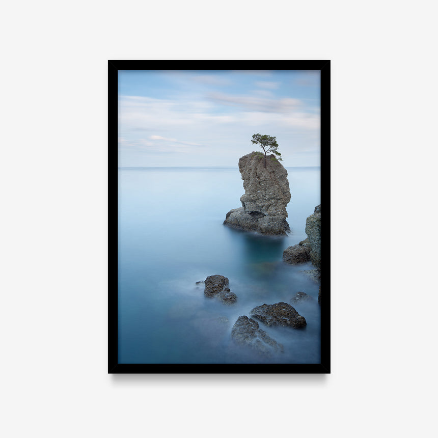 Paisagens - Long exposure rocks