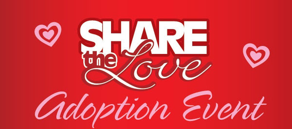 Petland Share the Love Adoption Events
