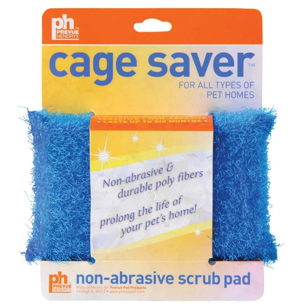"Prevue Pet Cage Saver Scrub 5""x 3-Cage Cleaning-vendor-unknown-Default-Petland Canada"