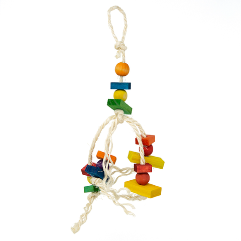 Oxbow Enriched Life - Deluxe Colour Dangly-Toys-Oxbow-Petland Canada
