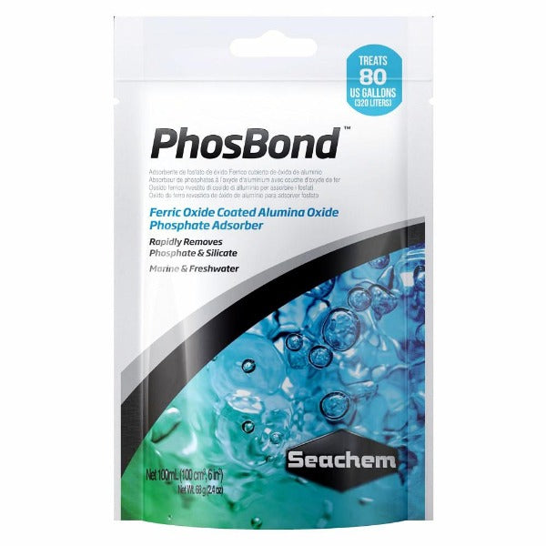Seachem PhosBond; Available in 5 sizes-Water Conditioners-Seachem-100 ml-Petland Canada