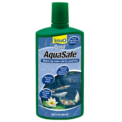 Tetra Pond; AquaSafe 500ml