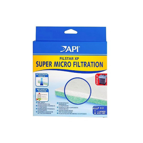 API Super Micro Filtration Pad