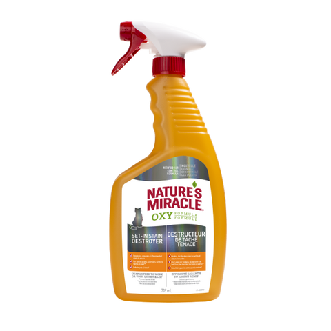 Nature's Miracle Just for Cats Oxy Formula