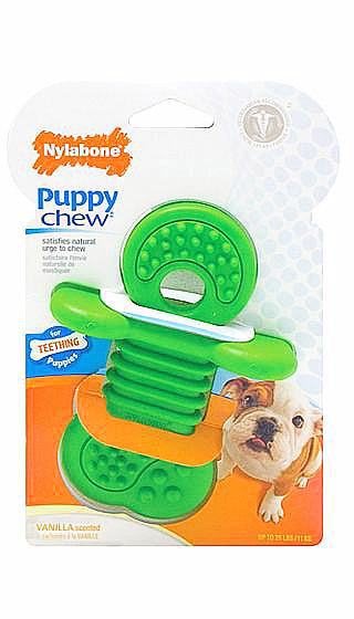 Puppy Rubber Teether Small Each