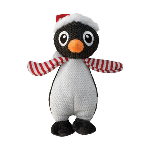 KONG Holiday Whoopz Penguin Dog Toy