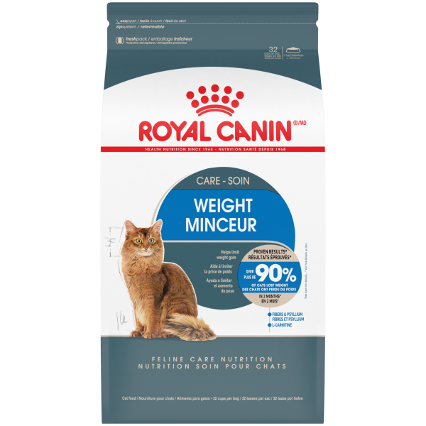 Royal Canin Weight Care Adult Dry Cat Food (6lb)