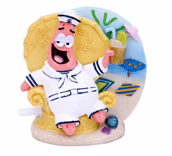 Spongebob Ornament Aerating Patrick Licensed