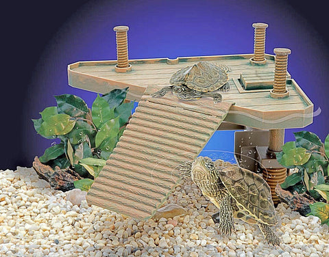 Reptology Turtle Pier Floating/basking Platform