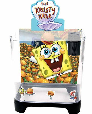 Penn Plax Spongebob 1.5 Gal Aquarium Kit