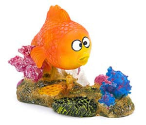 Goldfish Aquarium Ornament