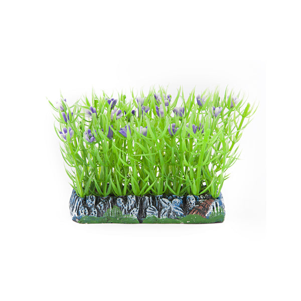 Penn Plax Select Foregrounder Plastic Plant; available in different sizes and styles