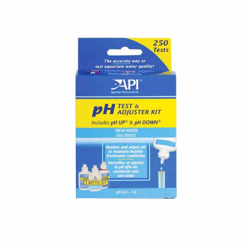 API pH Test & Adjuster Kit-Aquarium Maintenance-API-Petland Canada