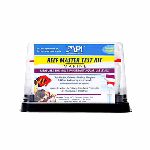 API Reef Master Test Kit-Marine Care-API-Petland Canada