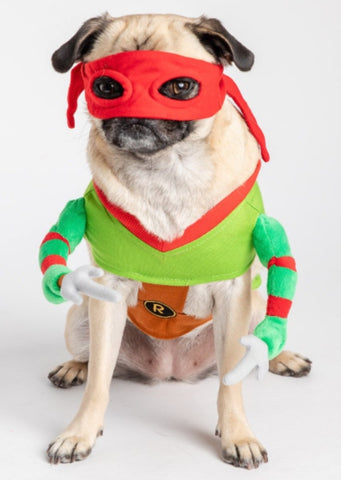 SilverPaw Teenage Mutant Ninja Turtle Reality 3D Outfit-Boutique-Silver Paw-Petland Canada