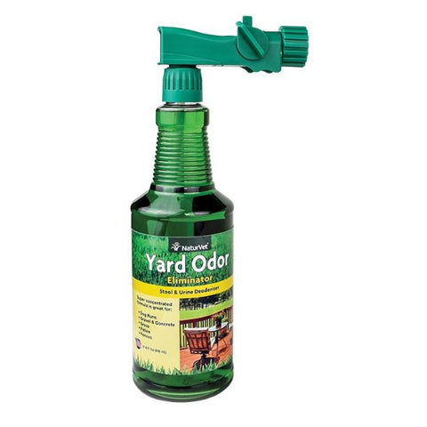 NaturVet Yard Odor Eliminator - Stool & Urine Deodorizer (935ml)