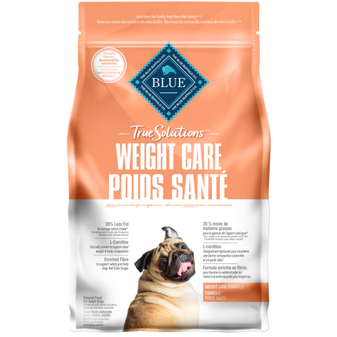 BLUE True Solutions Dry Dog Food Weight Care