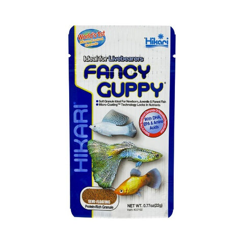 Hikari Fancy Guppy Food, 0.77 oz.