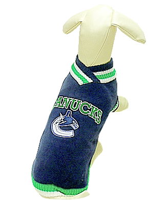 NHL Sweater Vancouver Canucks - available in 8 sizes-Clothes & Boots-Karsuh-Petland Canada