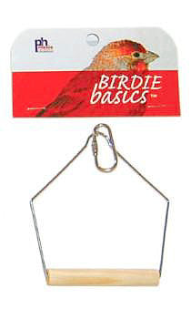 Prevue Birdie Basics Swing; available in different sizes-Perches & Ladders-Prevue Hendryx-Petland Canada