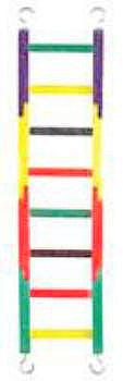Ladder Wood 15in Bendable C.c.-Perches & Ladders-Prevue Hendryx-Petland Canada