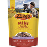 Zuke's Mini Naturals Dog Treat; available in 4 recipes