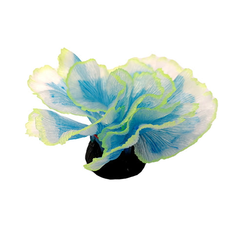 AquaLand Glow Flower Silicone Aquarium Ornament-Decor-AquaLand-Petland Canada