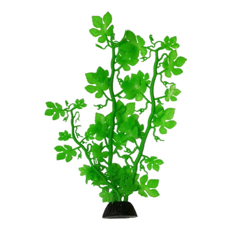 AquaLand Green Seaweed Silicone Aquarium Plant-Decor-AquaLand-Petland Canada