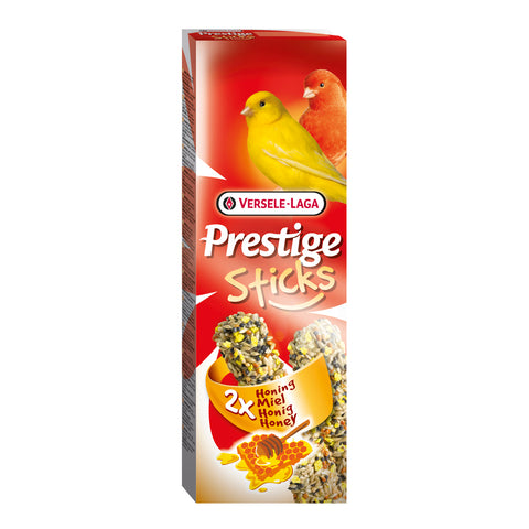 Versele Laga Prestige Sticks for Birds-Treats-Versele Laga-Canary Honey 2 x 30gr-Petland Canada