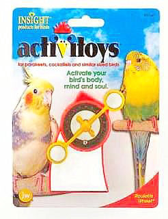 Prevue Hendryx Pet Products Naturals Hide and Seek Foraging Bird Toy