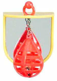 Activitoy Punching Bag Bird Toy Each