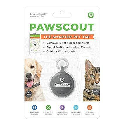 Pawscout, The smarter pet tag for dogs and cats