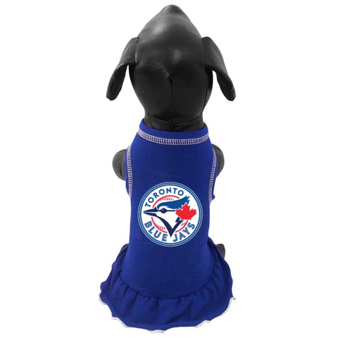 All Star MLB Toronto Blue Jays Dress; available in several sizes.