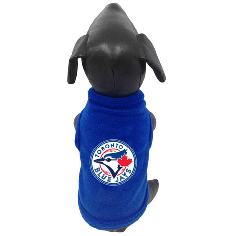 All Star MLB Toronto Blue Jays Sleeveless Polar Fleece; available in several sizes.