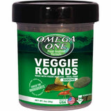 Omega One Veggie Rounds-Food-Omega Sea-Default-Petland Canada