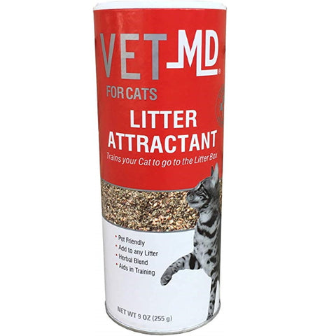 VetMD Cat Litter Attractant 9oz-Litter-VetMD-Petland Canada