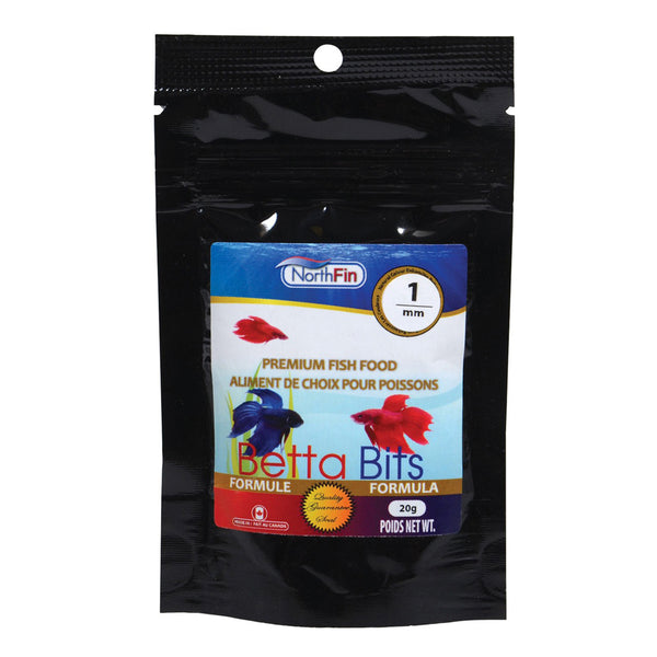 NorthFin Betta Bits; available in 2 sizes