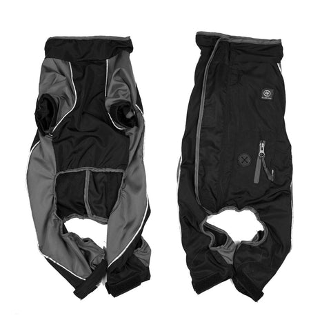 Silver Paw Full Body Rain Suit; available in limited sizes and colours-Clothes & Boots-Silver Paw-Petland Canada