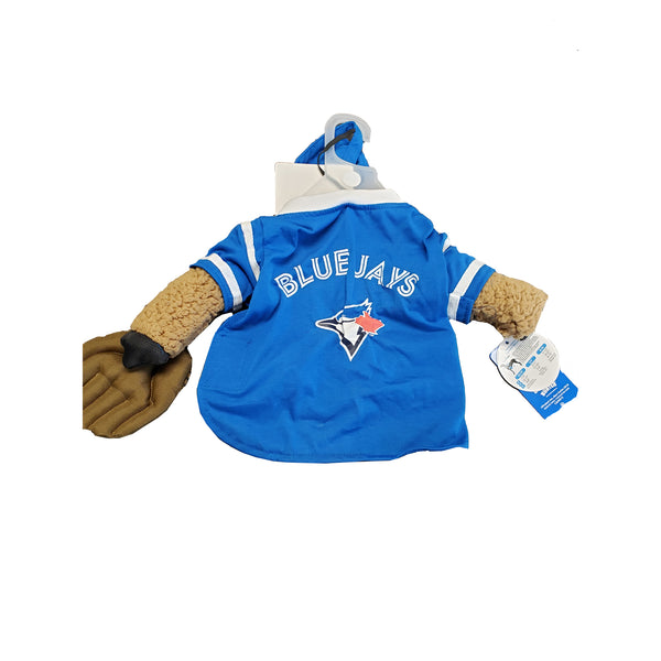 Blue Jays Reality 3D Outfit / Dog Jersey-Boutique-Silver Paw-Petland Canada