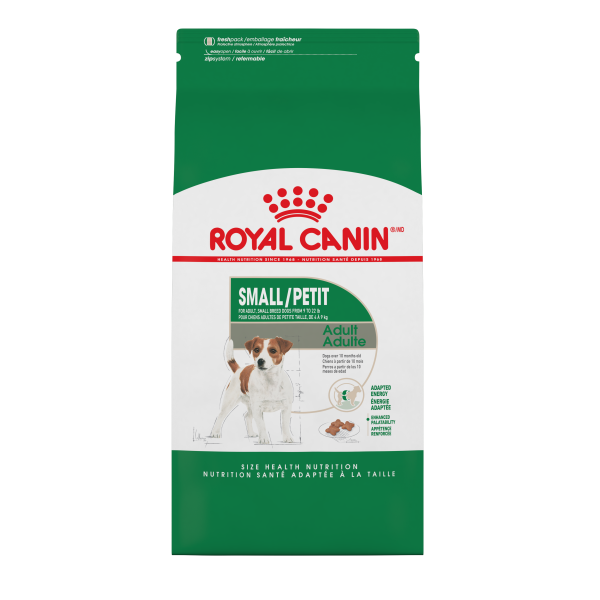 Royal Canin SMALL Adult Dry Dog Food (Available in 2 Sizes)