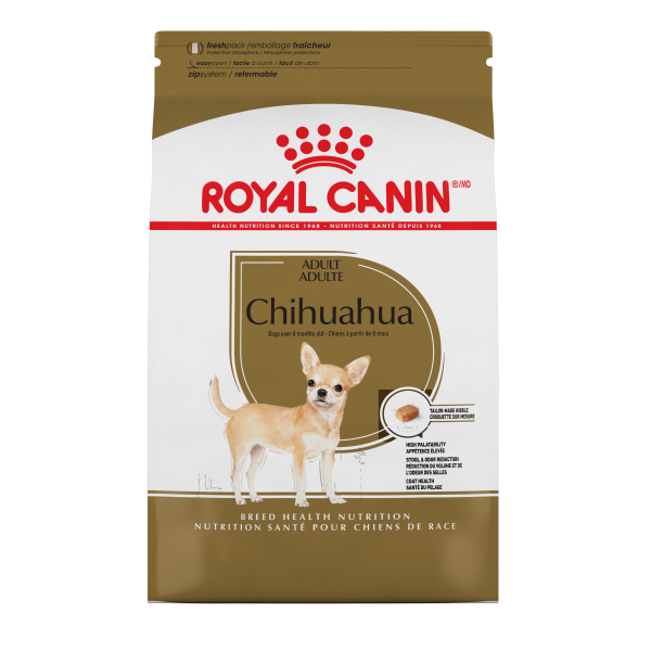 Royal Canin Adult CHIHUAHUA Dry Dog Food (Available in 2 Sizes)