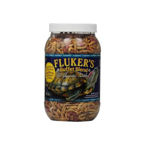 Fluker's Buffet Blend Aquatic Turtle Formula