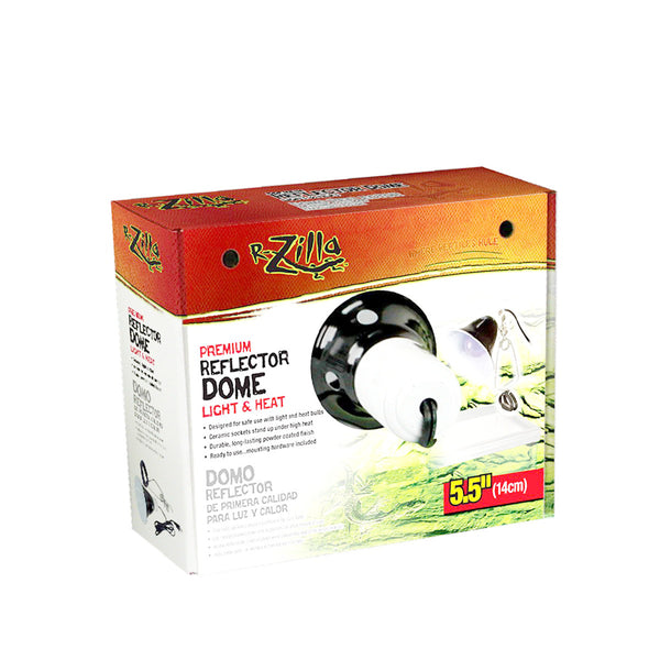 Zilla Dome Reflect Ceramic Box 5.5in Black