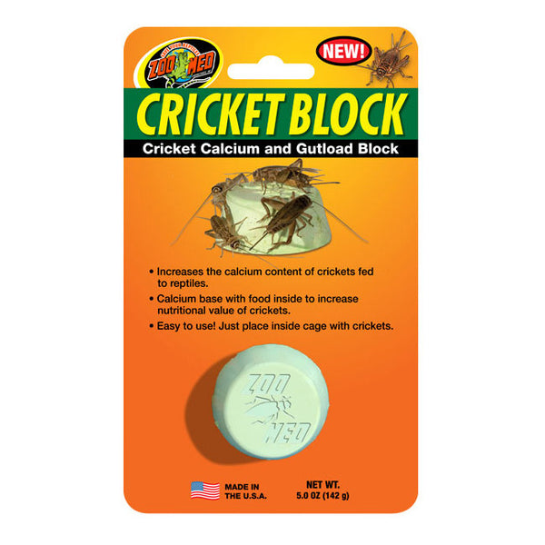 Zoo Med Cricket Block Gut Load