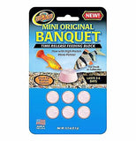 Zoo Med Original Banquet Feeding Block; available in different sizes