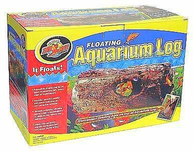 Zoo Med Floating Aquarium Log