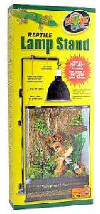 Zoo Med Reptile Lamp Stand 10-20 gallon-Heating & Lighting-Zoo Med-Petland Canada