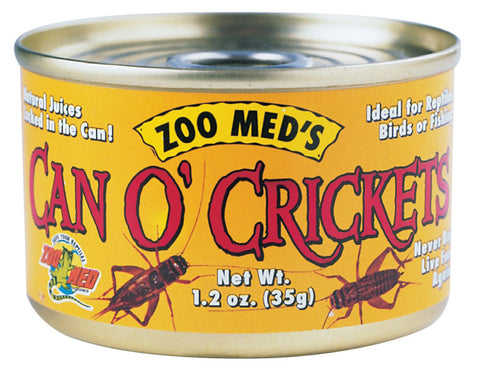 Zoo Med Can O Crickets 1.2oz-Food-Zoo Med-Petland Canada