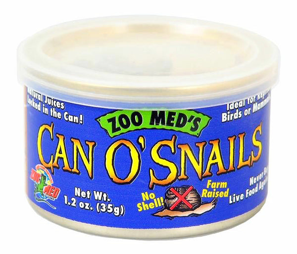 Zoo Med Can O Snails 1.2oz-Food-Zoo Med-Petland Canada